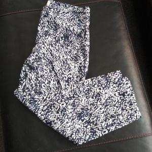 5/$25 Laundry by Shelli Segal Crop Pants 10